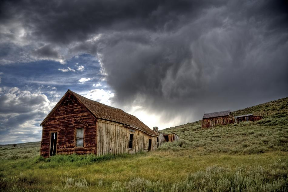 Nevada Lore Series: The Curse of Bodie