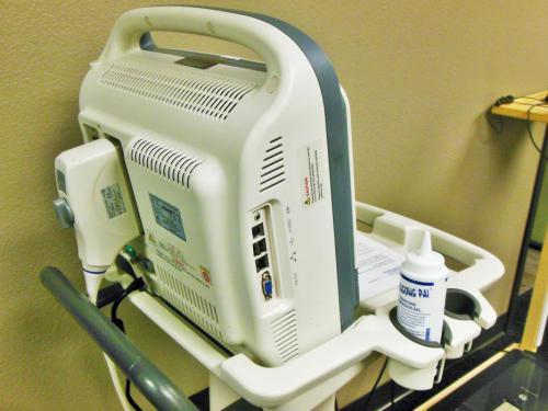 podiatry ultrasound machine